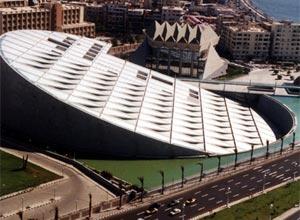 عوائد كنوزنا الحضارية بالخارج لدعم نشاط مكتبة الإسكندرية
