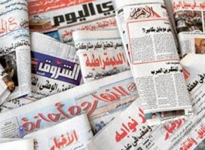 ما كتب عن حمزة في الصحف