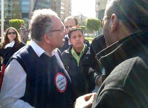 حمزة وغنيم وجميلة والشوبكى ينطلقون من «مصطفى محمود» إلى «التحرير» بصحبة الآلاف